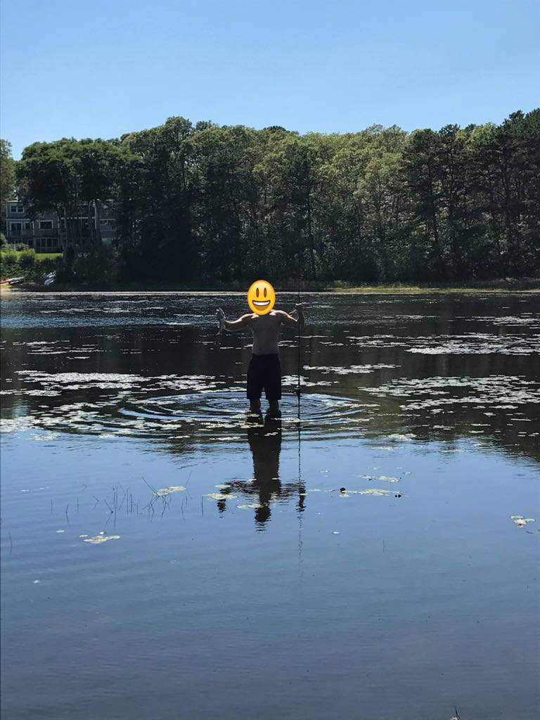 Horse Pond Fishing West Yarmouth Ma Reviews Photos Amp Directions